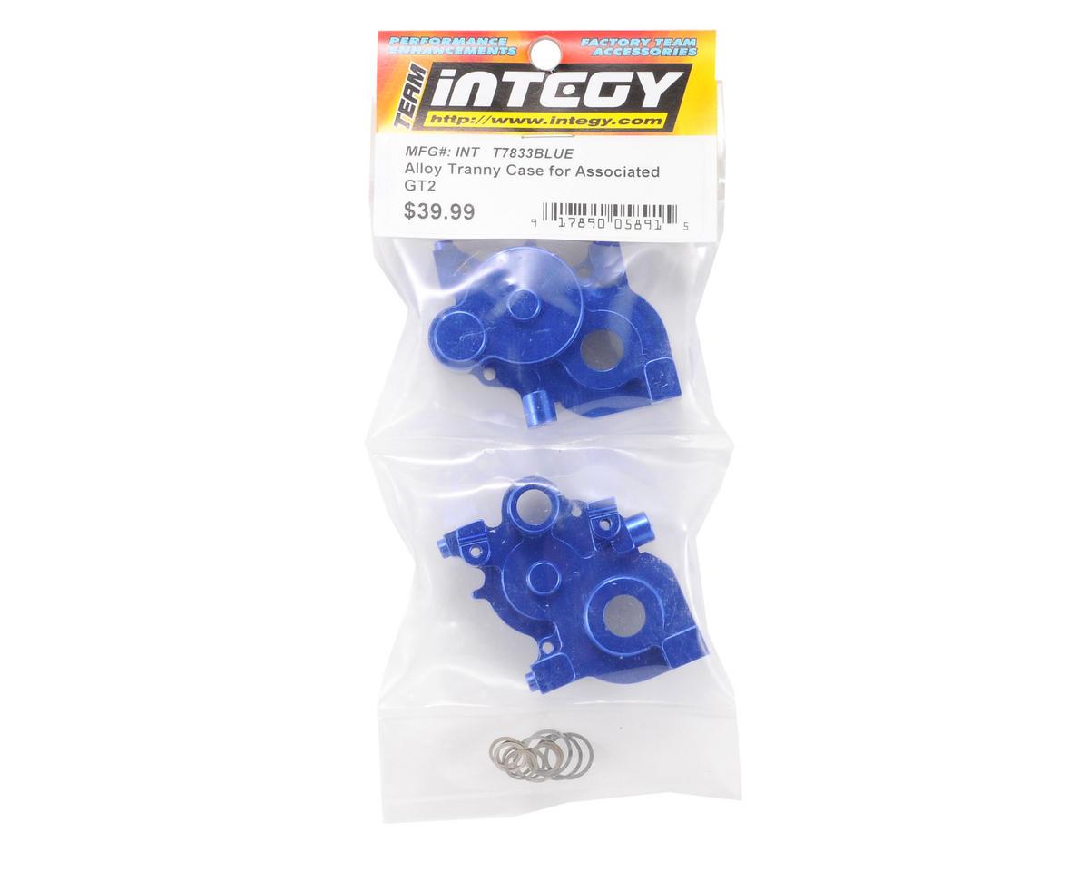 Team Integy Tranny Case (Blue)