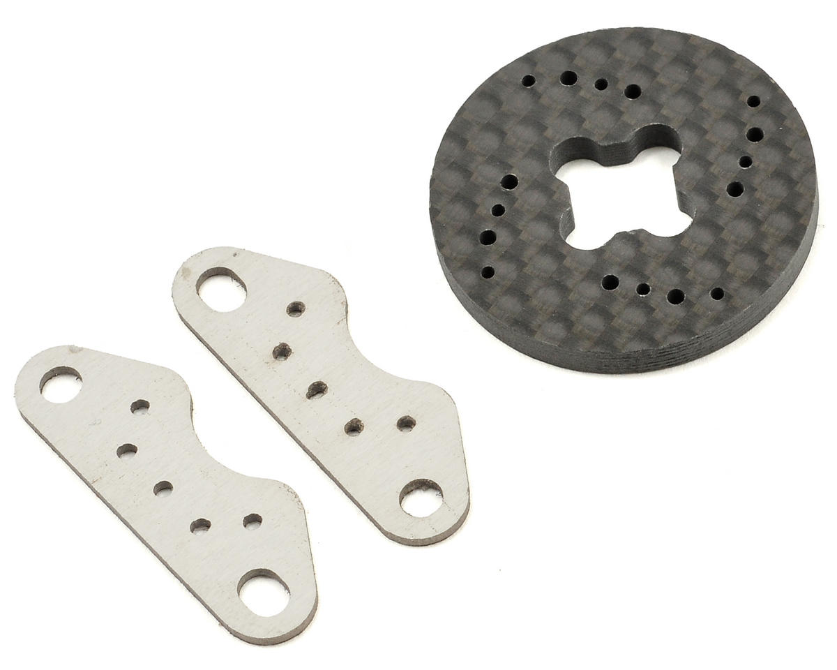 Graphite Brake Disk Set by Team Integy