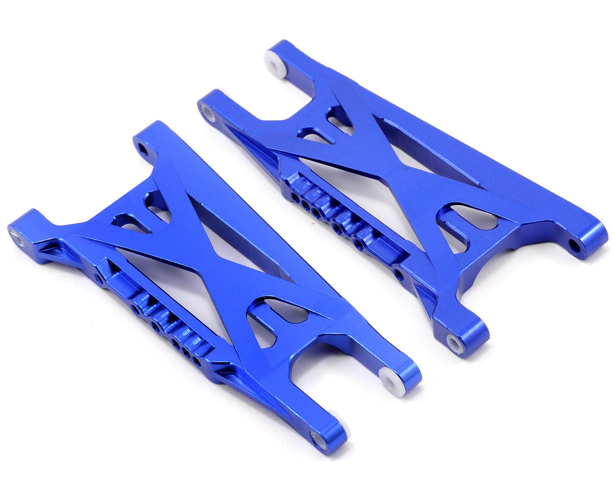 Team Integy Aluminum Suspension Arm Set (2) (Blue)