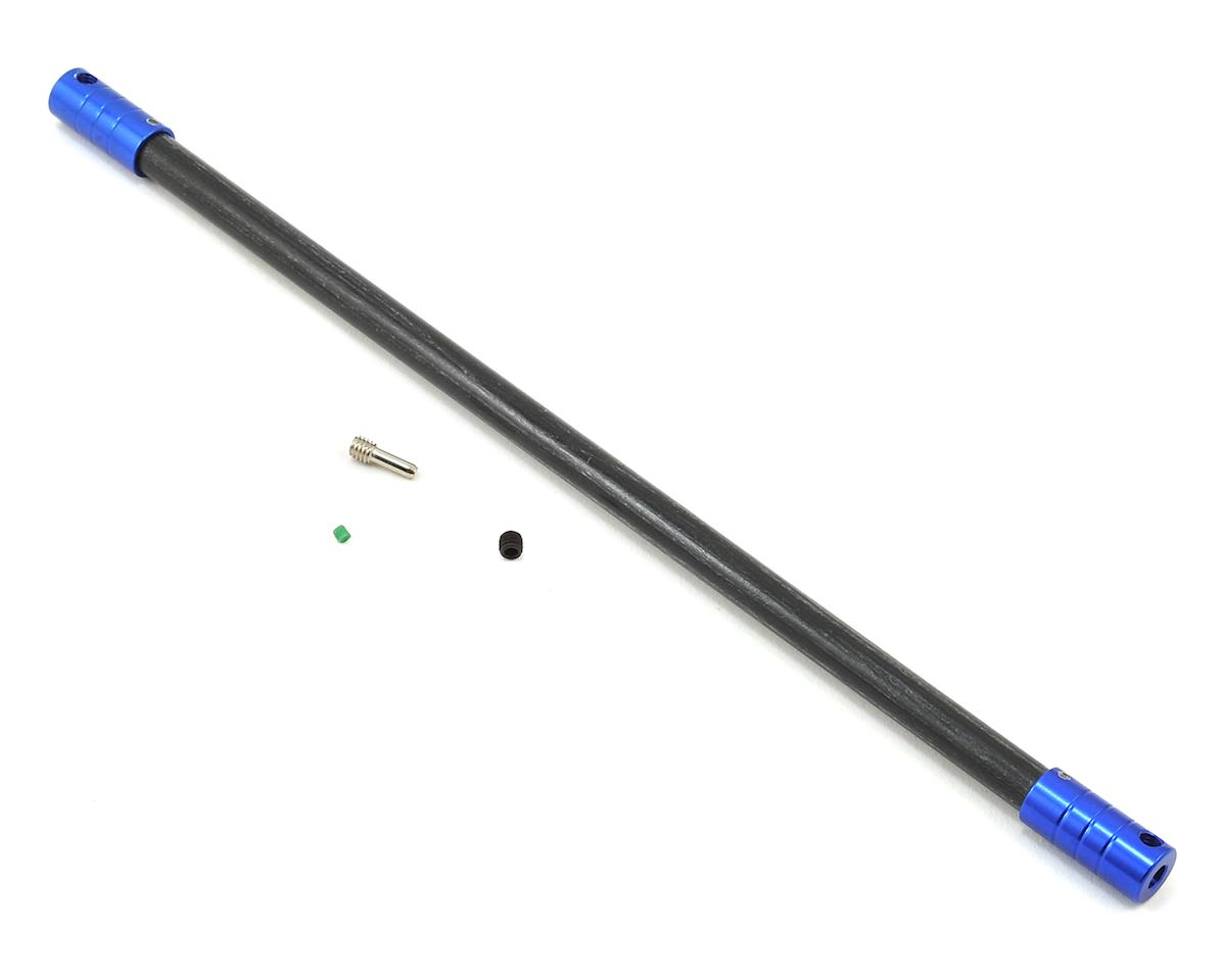 Team Integy Slash 4X4 Graphite Center Driveshaft (Blue)