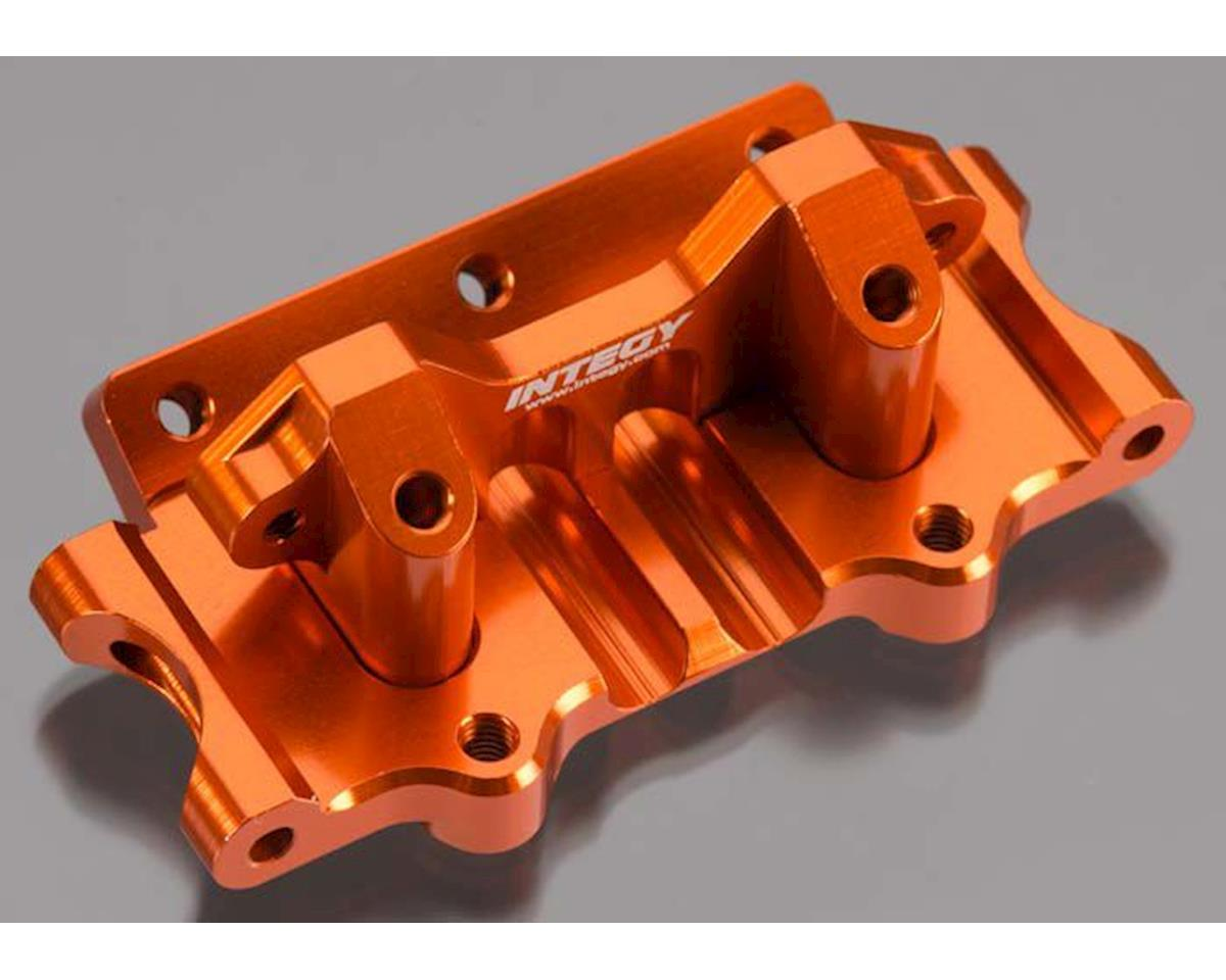 Team Integy T8641ORANGE T3 Front Bulkhead 1/10 Rus