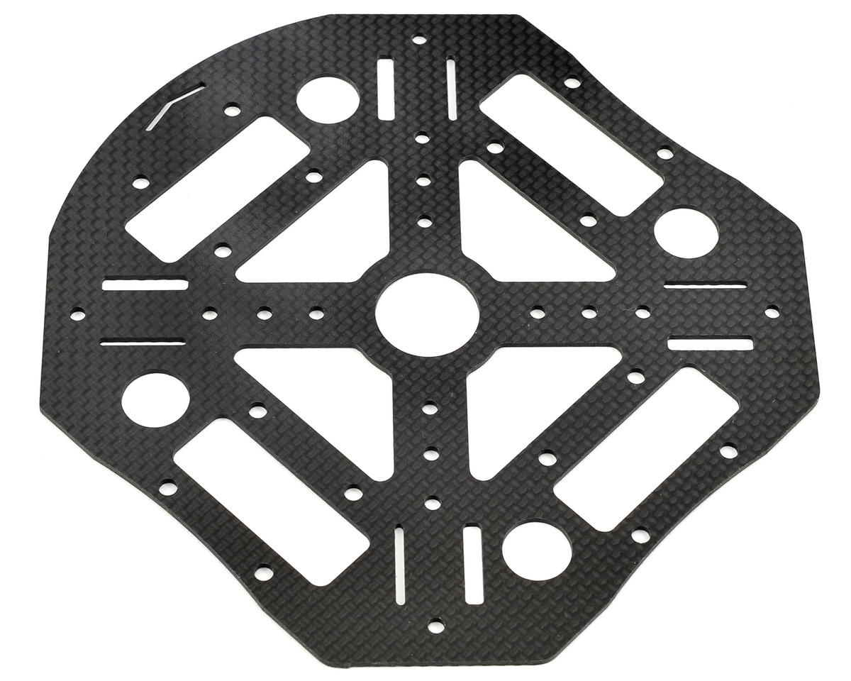 400 3D Carbon Fiber Top Frame