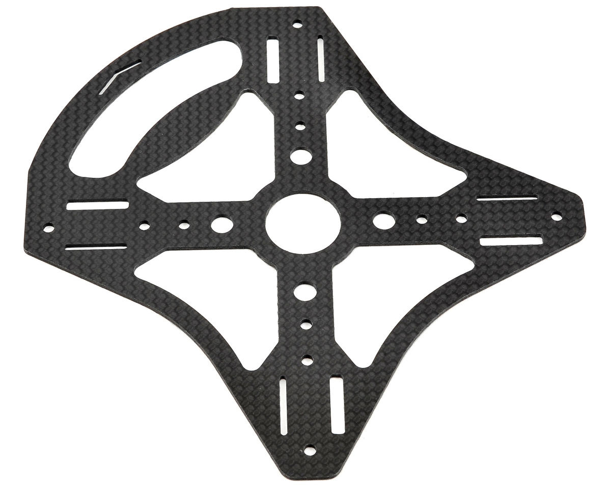 400 3D Carbon Fiber Bottom Frame
