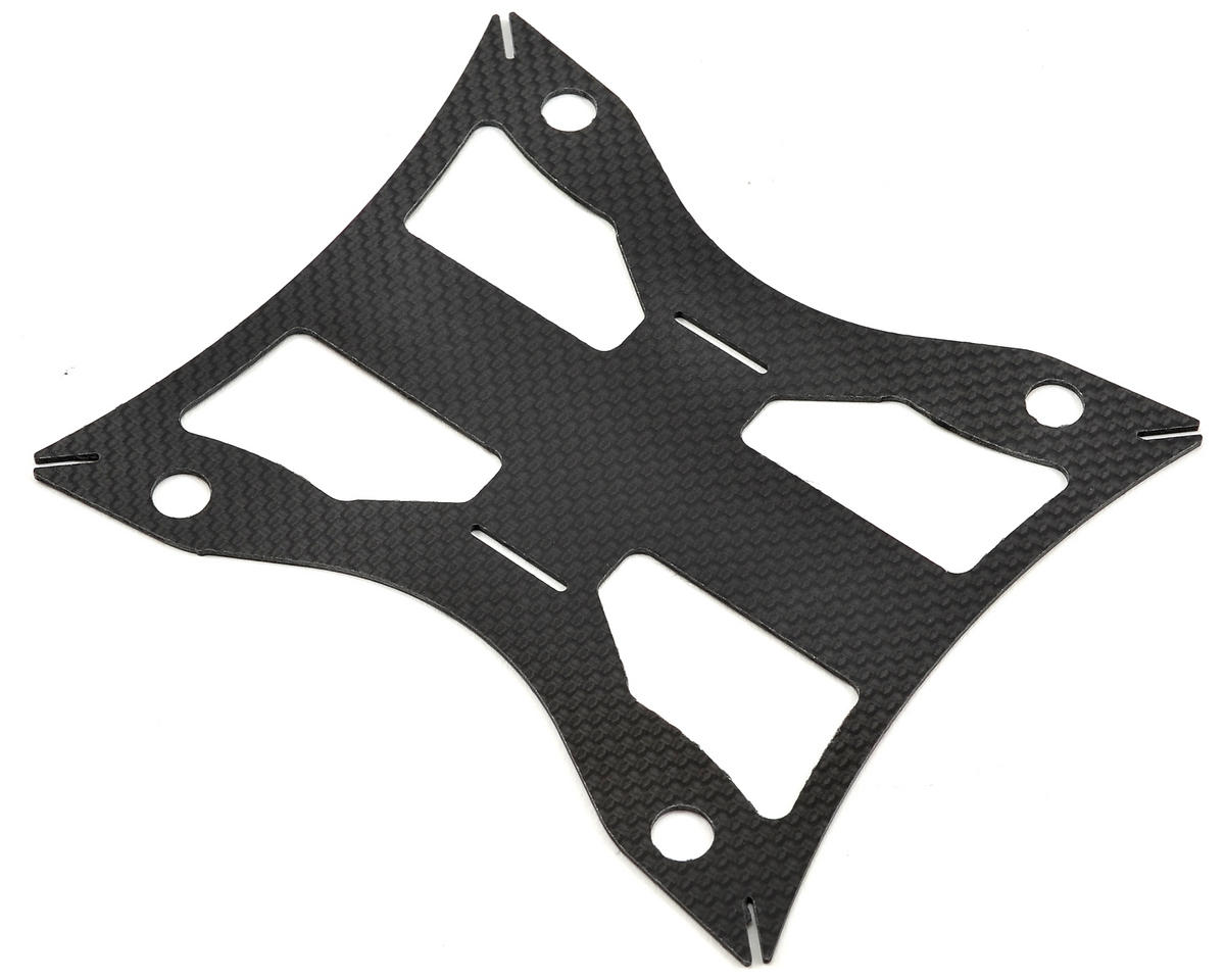 Invertix 400 3D Carbon Fiber Battery Plate