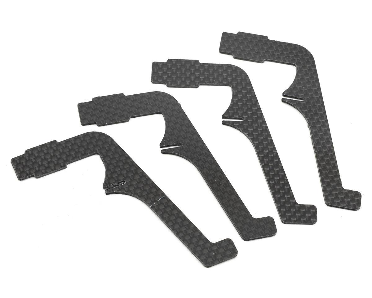 Invertix 400 3D Carbon Fiber Landing Skid Set