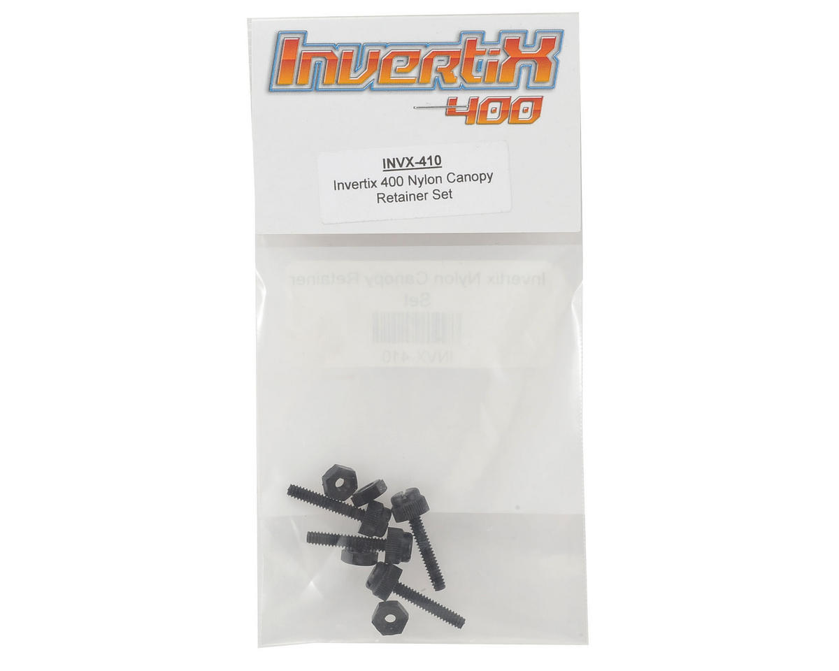 Invertix Nylon Canopy Retainer Set