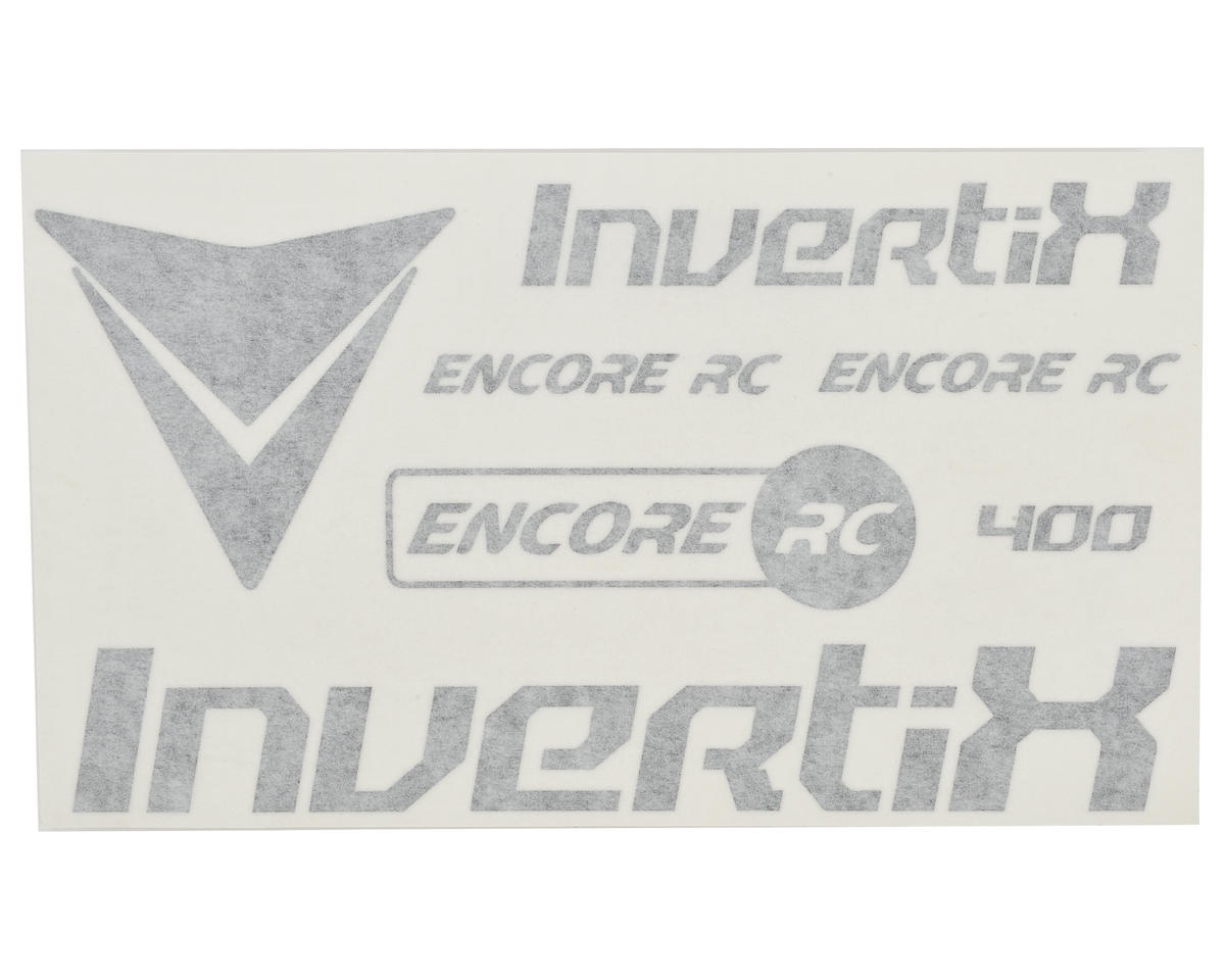 Invertix 400 3D Decal Sheet