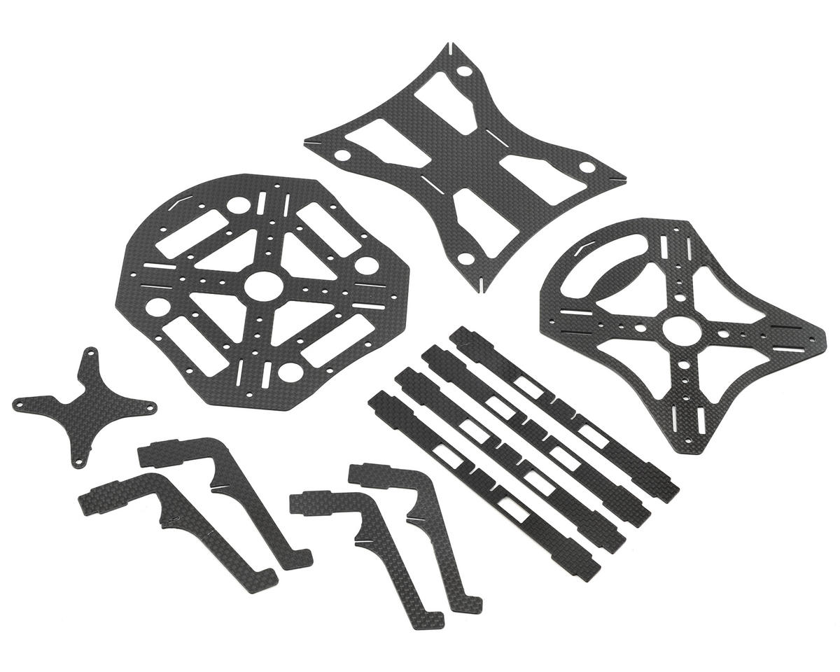 Invertix 400 3D Carbon Fiber Replacement Frame Set