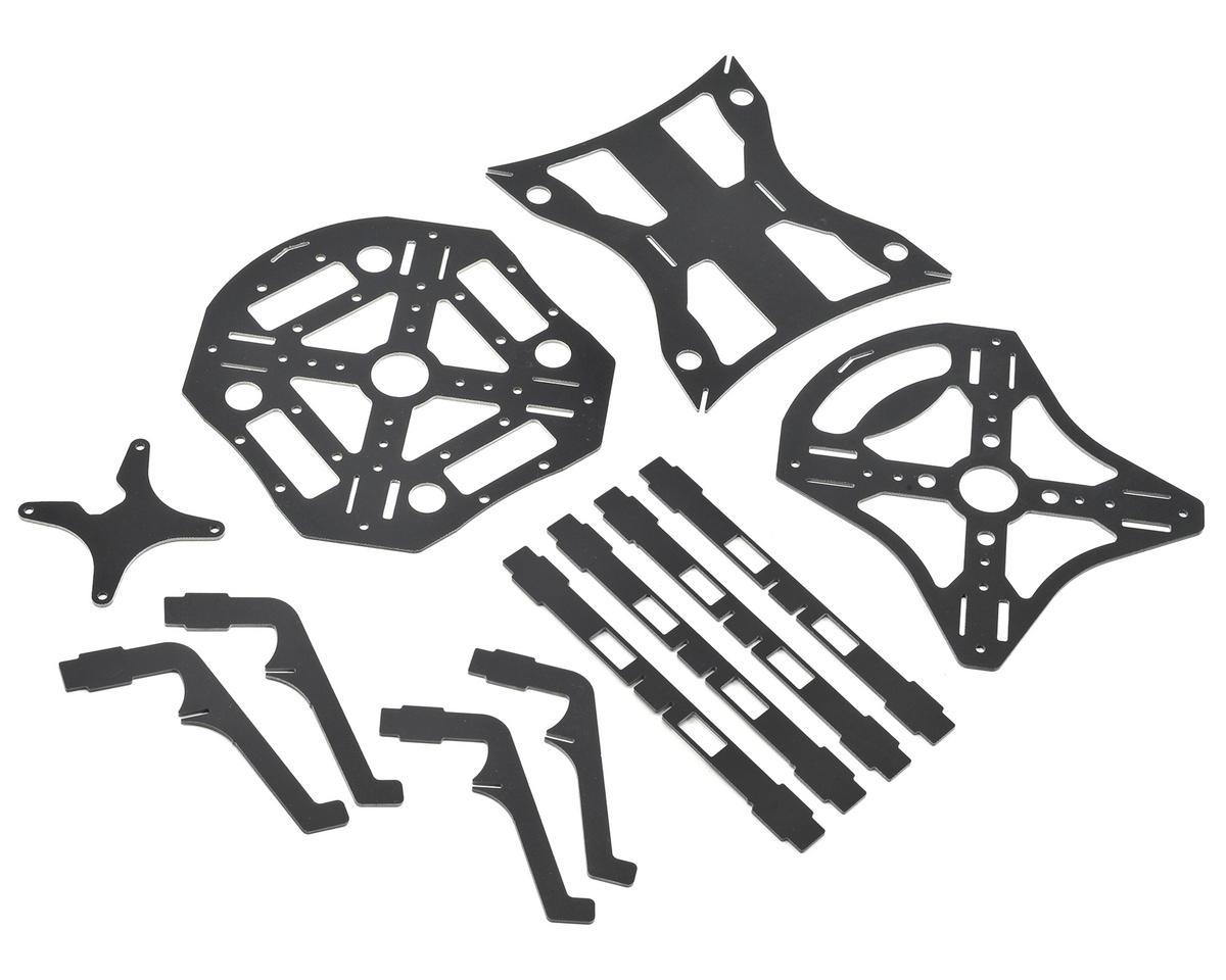 Invertix 400 3D Fiberglass Replacement Frame Set