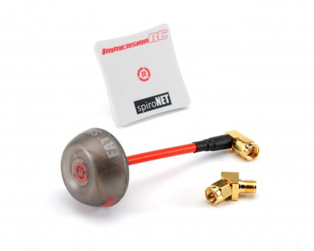 SpiroNET V2 5.8GHz RHCP Diversity Antenna Set by ImmersionRC