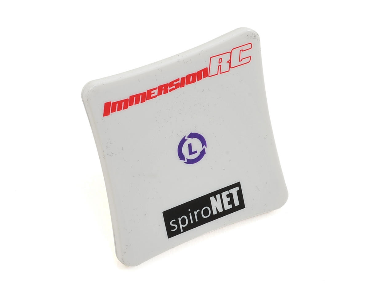 ImmersionRC SpiroNet LHCP 8dBi Mini Patch