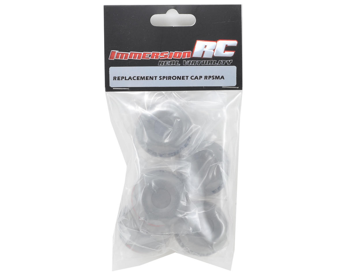 ImmersionRC Replacement Antenna Cap SpiroNET Omni (RP-SMA)