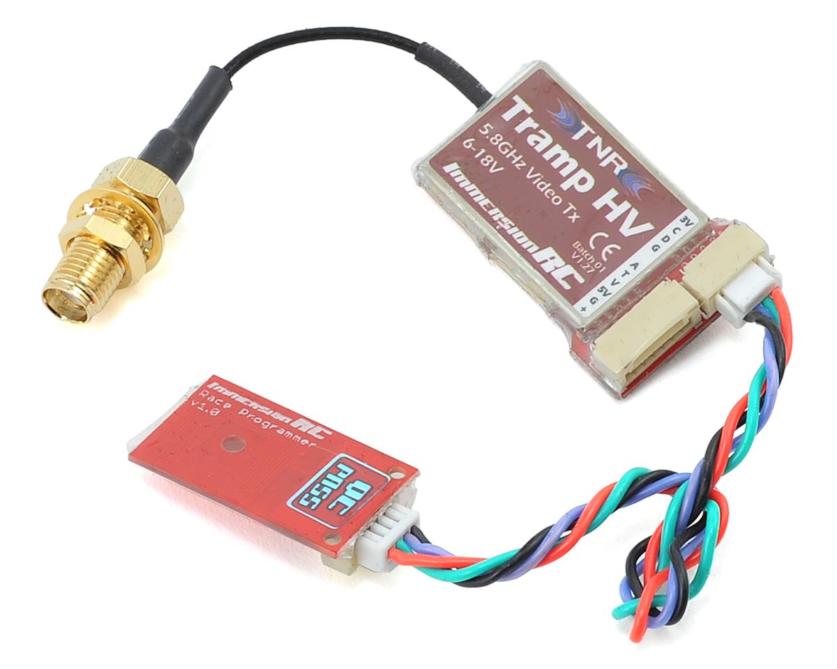 ImmersionRC Tramp HV 5.8Ghz Video Transmitter (International Version)