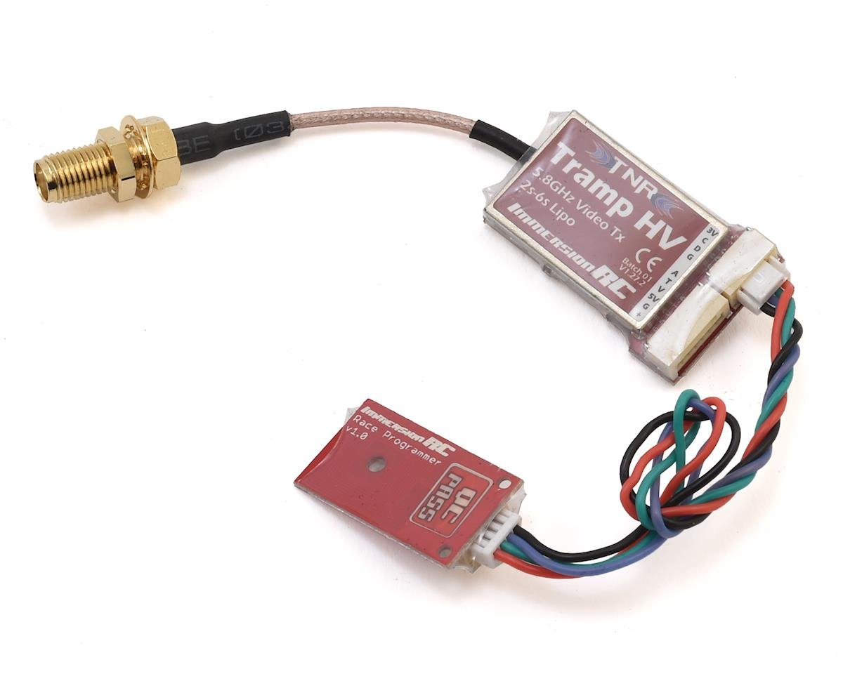 ImmersionRC Tramp HV 5.8Ghz Video Transmitter (USA Version)