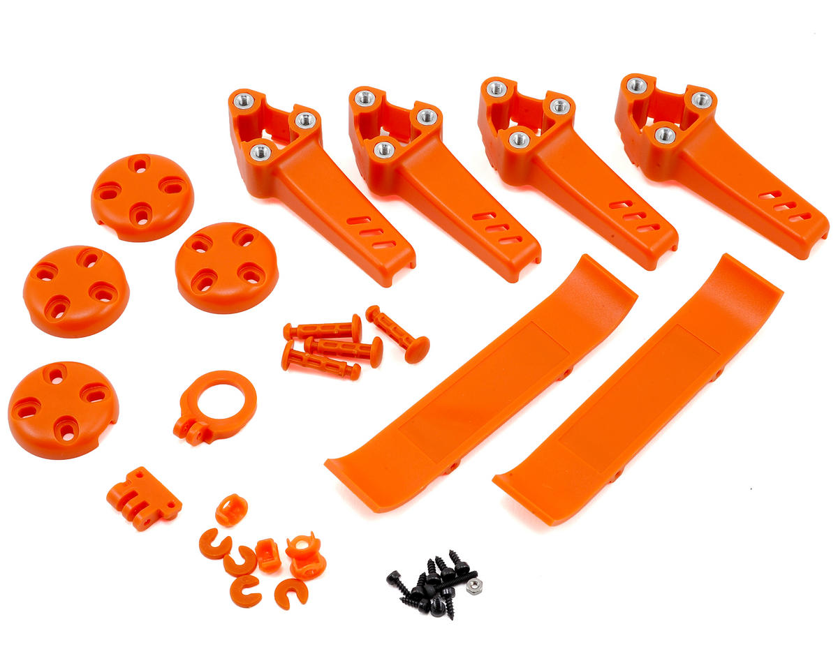 ImmersionRC Vortex 250 PRO Pimp Kit Orange (BLH9214) (Blade Pro)