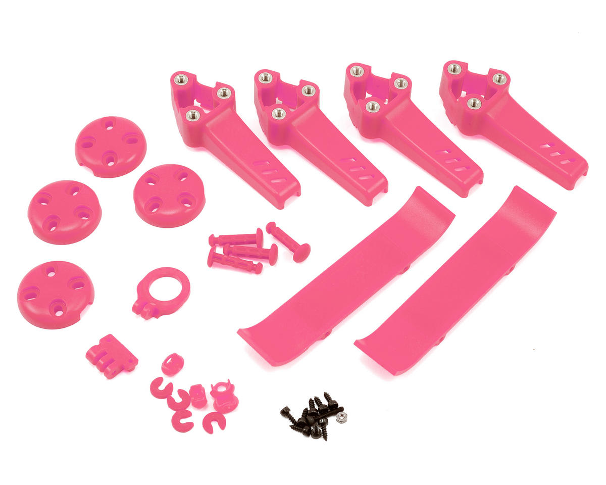 ImmersionRC Vortex 250 PRO Pimp Kit Hot Pink (BLH9216)
