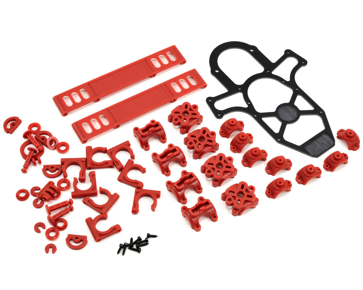 ImmersionRC Vortex Crash Kit 1 (Plastic Parts)