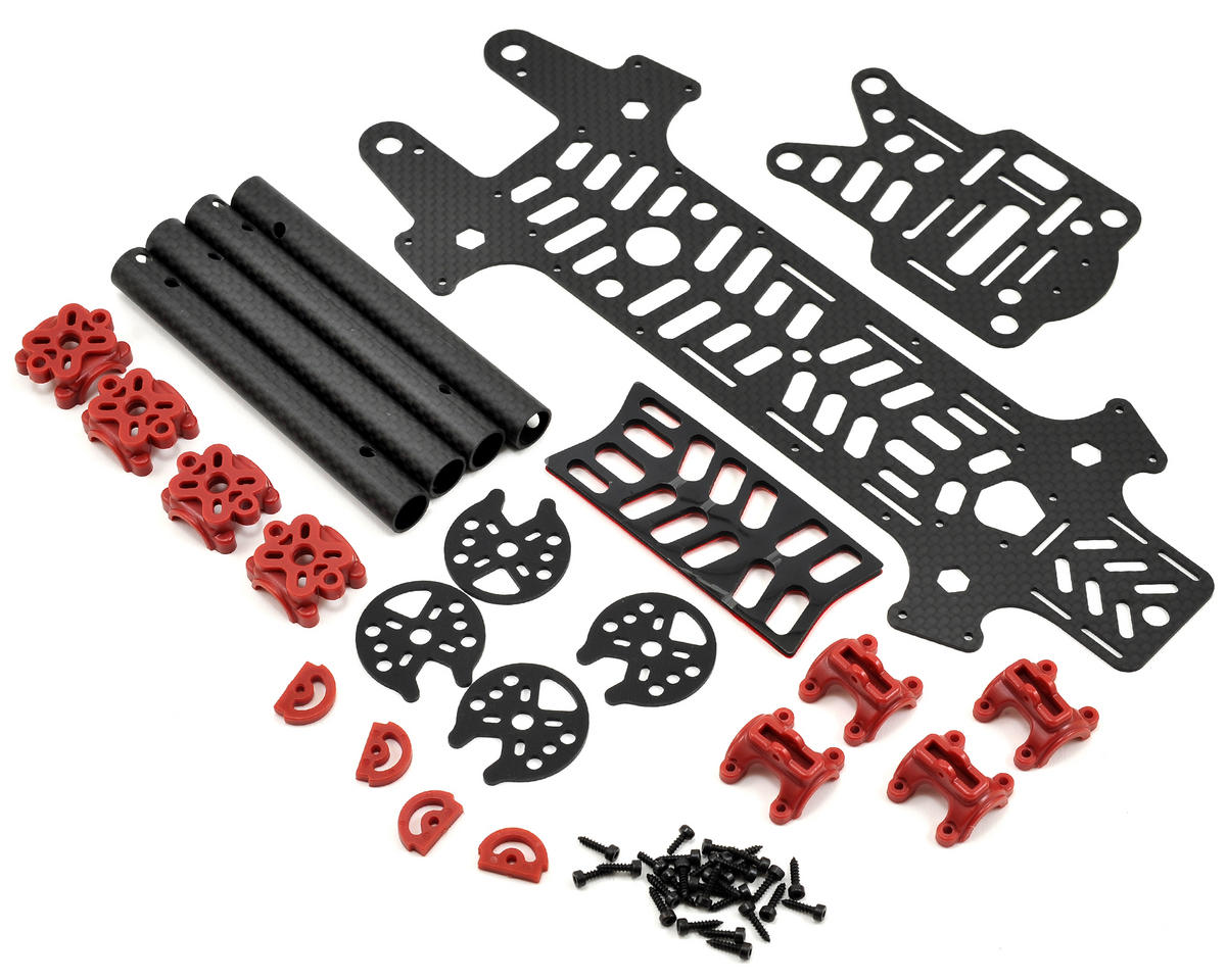 ImmersionRC Vortex Crash Kit 2 (Carbon Fiber Parts)