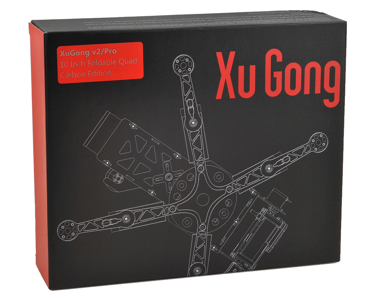 ImmersionRC XuGong v2/Pro Quadcopter Drone Kit