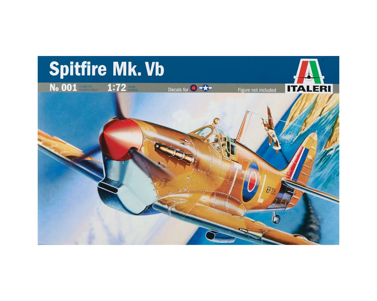 1/72 Spitfire Mk.Vb by Italeri Models