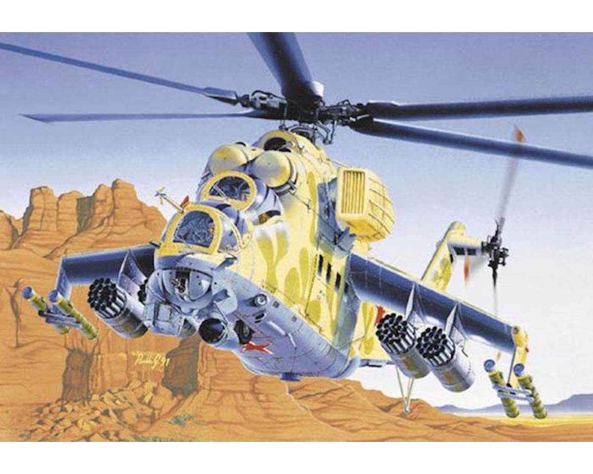 Italeri Models 1/72 Mi-24 Hind D/E