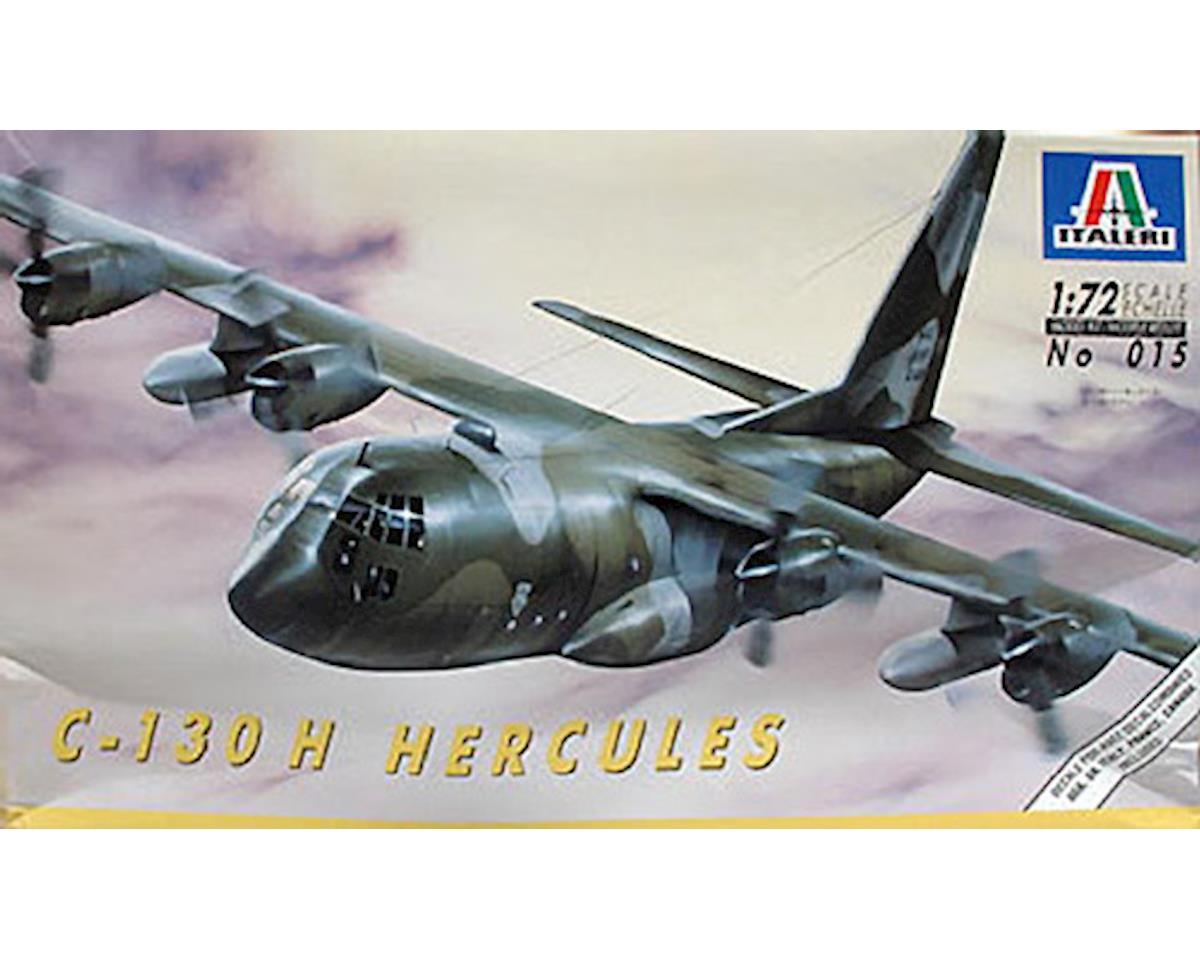 Italeri Models  1/72 C130 E/H Hercules