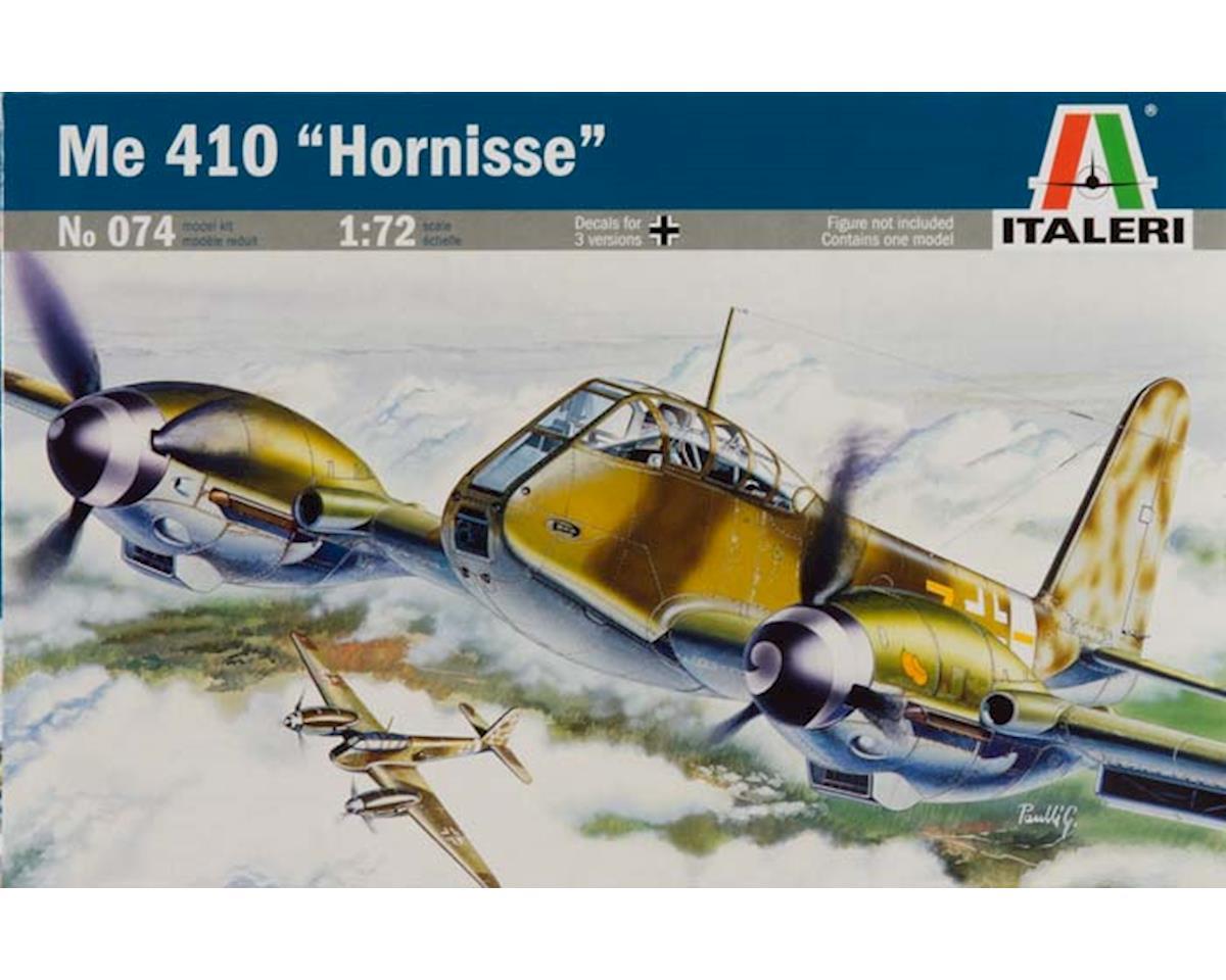 Italeri Models 1/72 Me-410 Hornisse