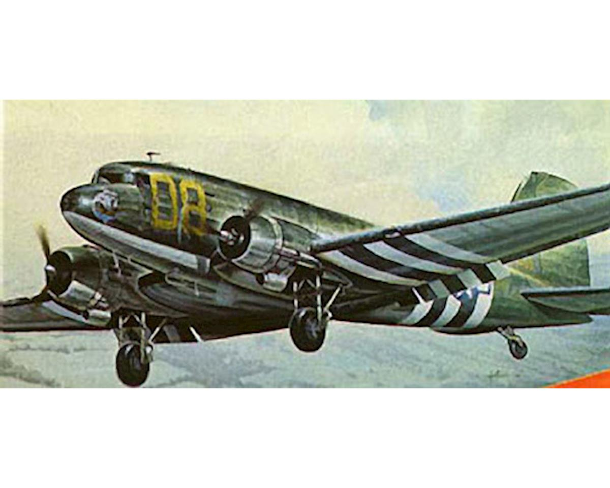 Italeri Models 1/72 C-47 Skytrain WWII Transport Plane