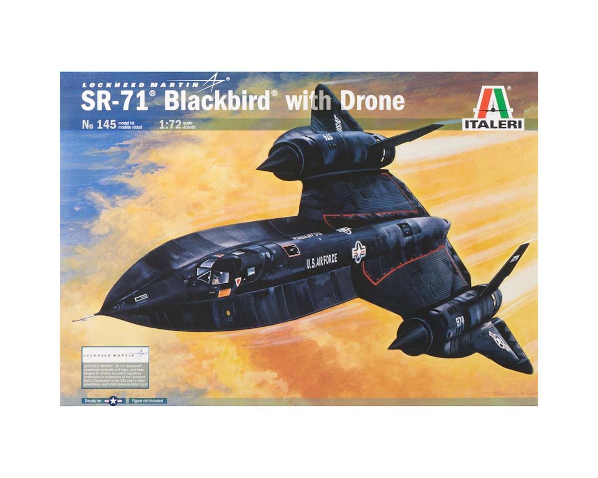 Italeri Models 1/72 SR-71 Blackbird