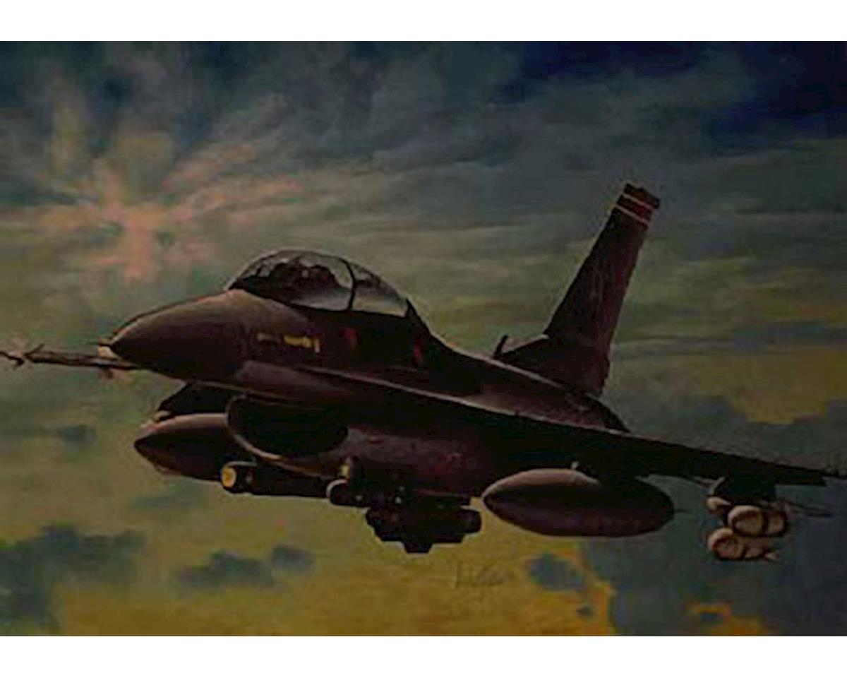 Italeri Models 1/72 F-16C Night Falcon