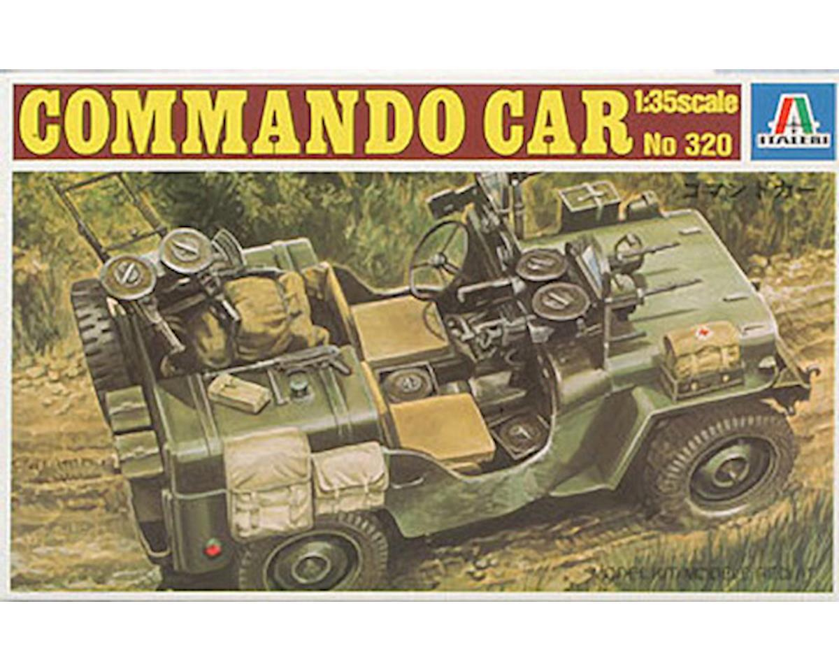 1/35 Commando Car by Italeri Models