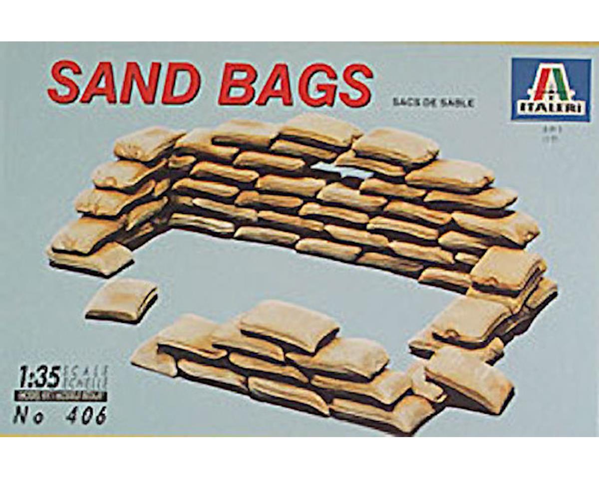 Italeri Models 1/35 Sandbags