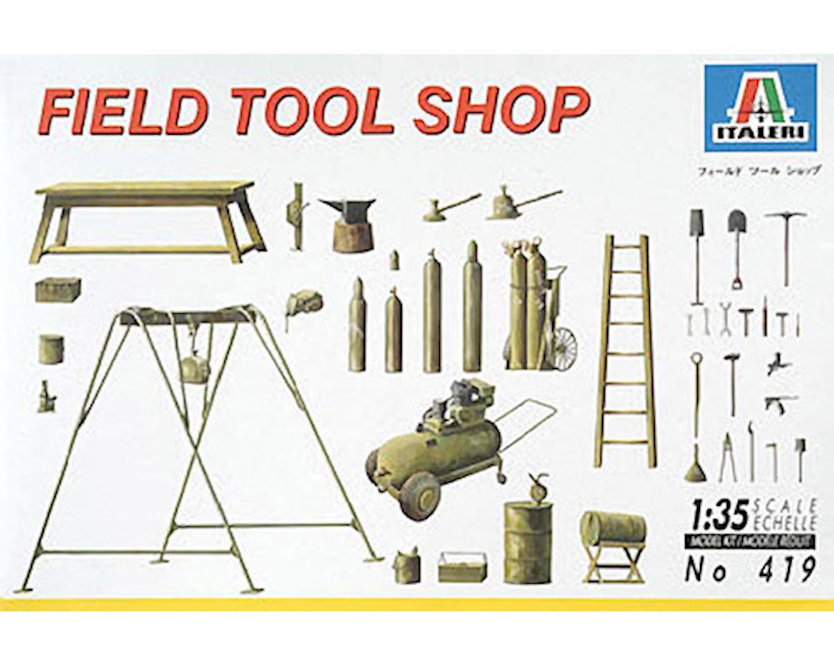 Italeri Models 1/35 Field Tool Shop