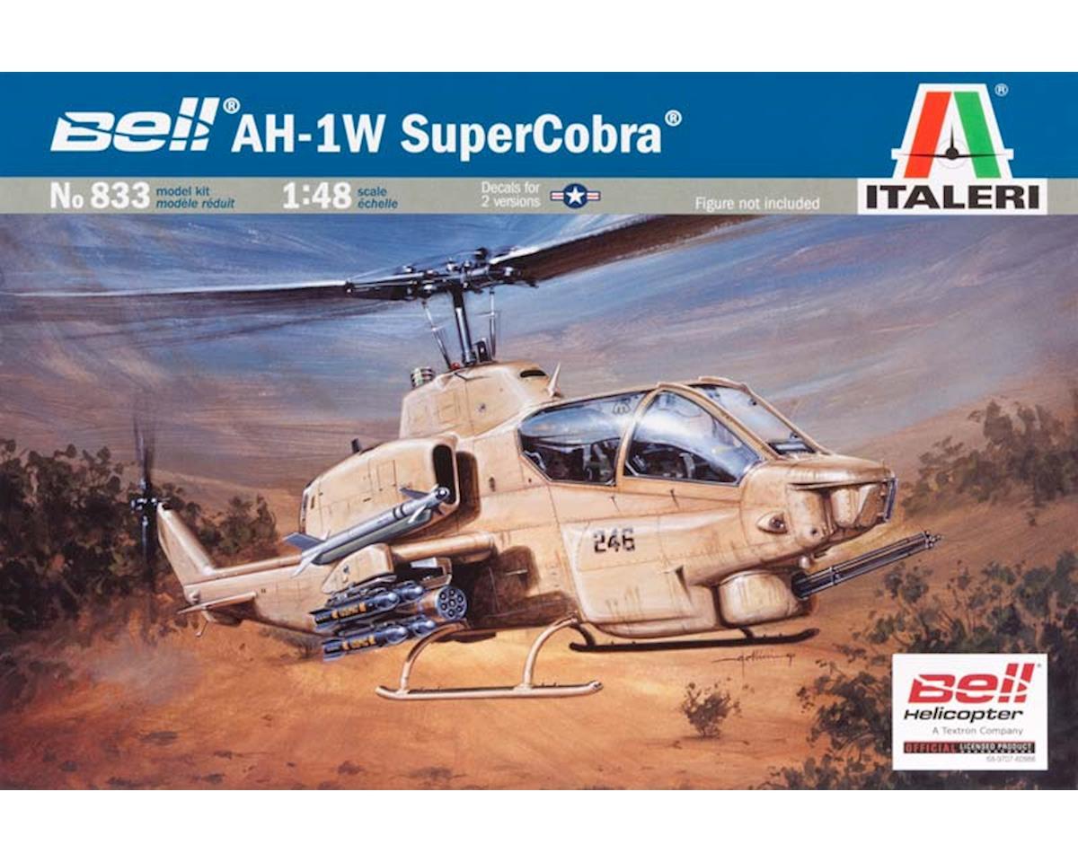 Italeri Models 1/48 Bell AH-1W Supercobra