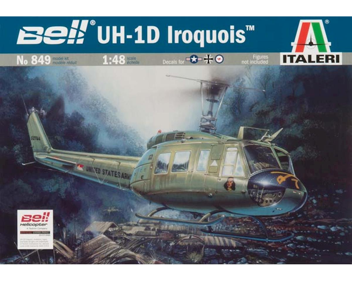 Italeri Models 1/48 UH-1D Slick
