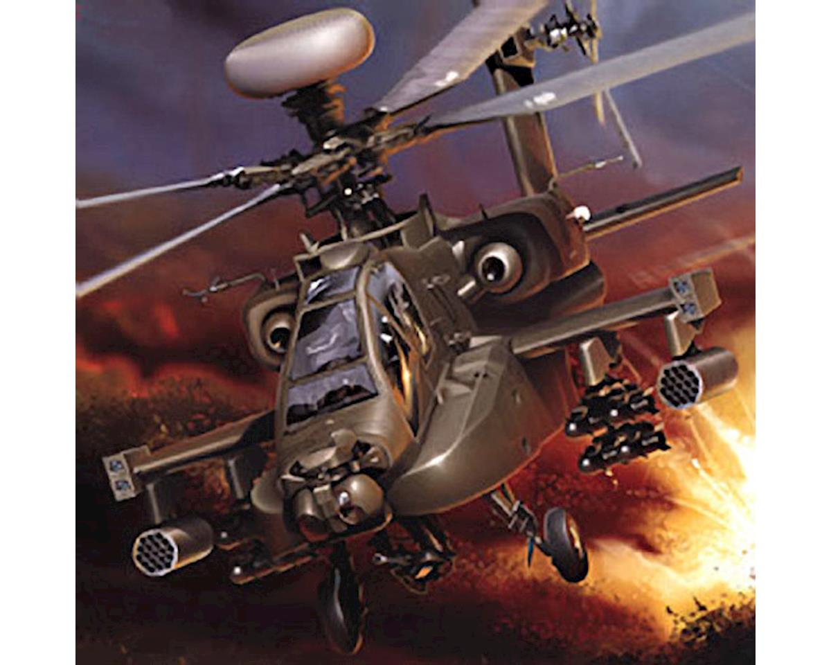 1/48 AH-64D Longbow Apache Helicopter