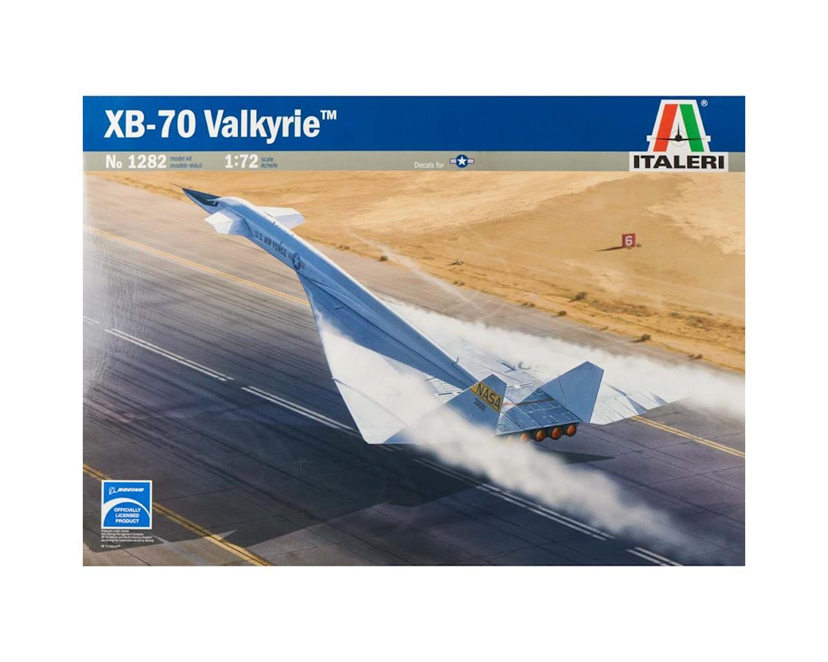 Italeri Models 1/72 XB-70 Valkirye