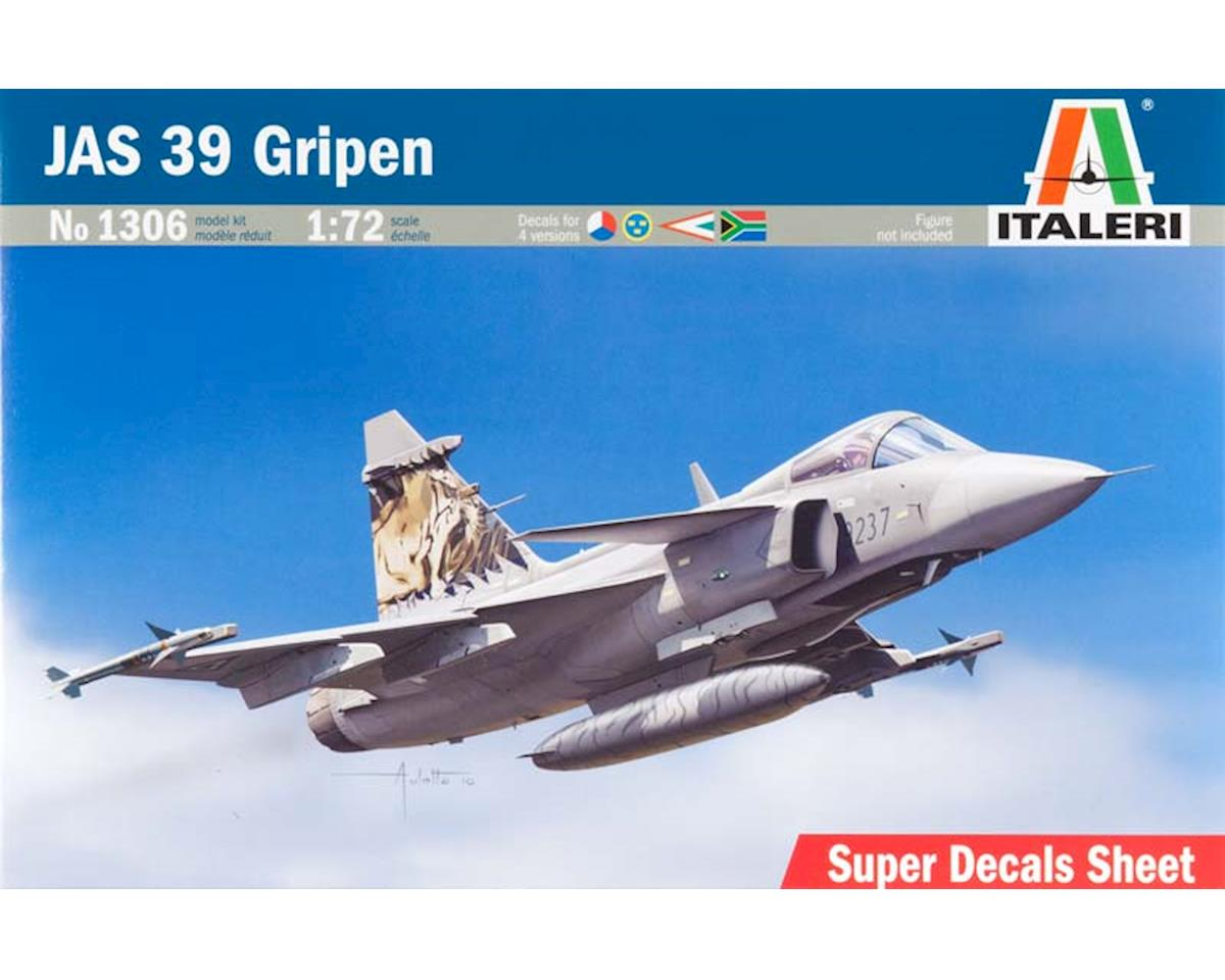 Italeri Models 1/72 JAS 39 Gripen