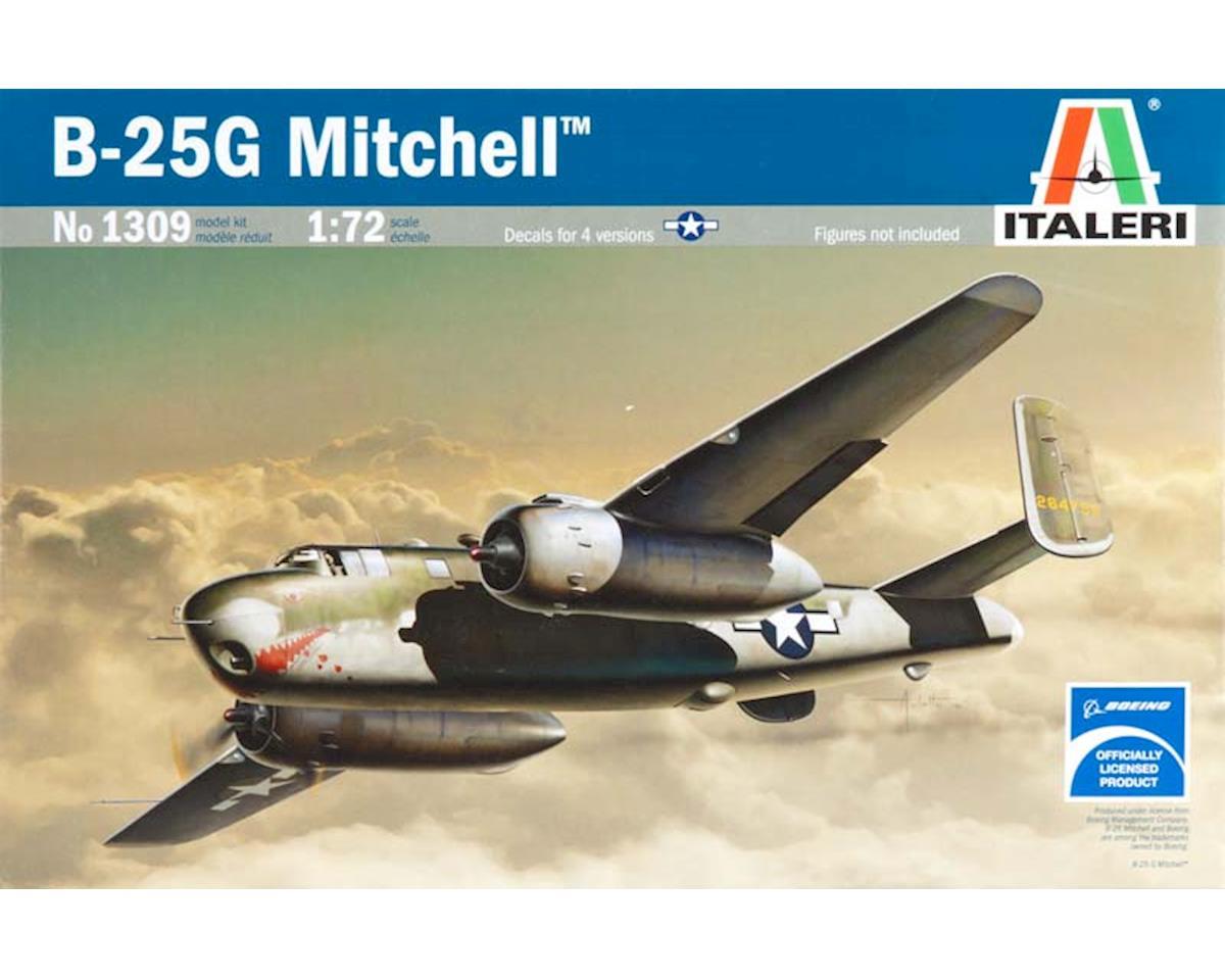1/72 B-25G Mitchell by Italeri Models