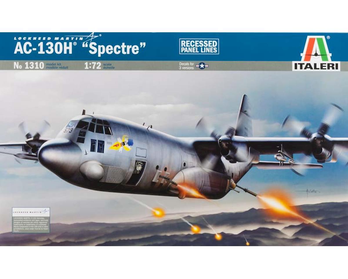 1/72 AC-130H Spectre by Italeri Models
