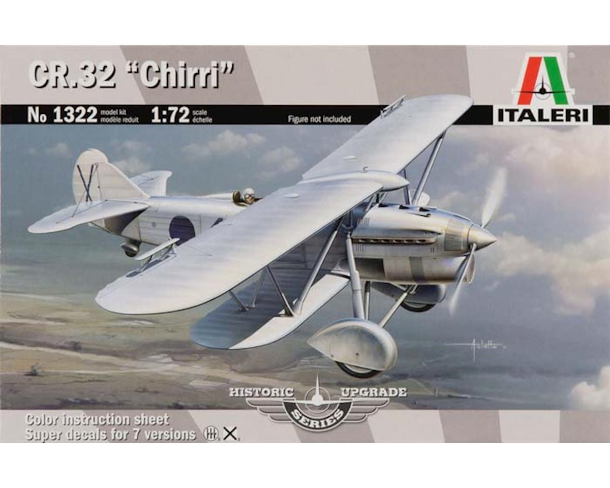 1/72 CR.32 Chirri by Italeri Models