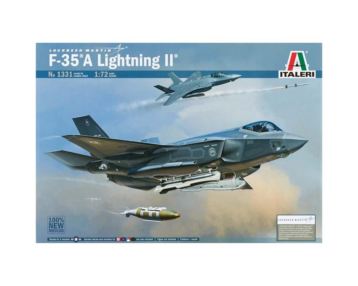 Italeri Models 1/72 F-35A Lightning