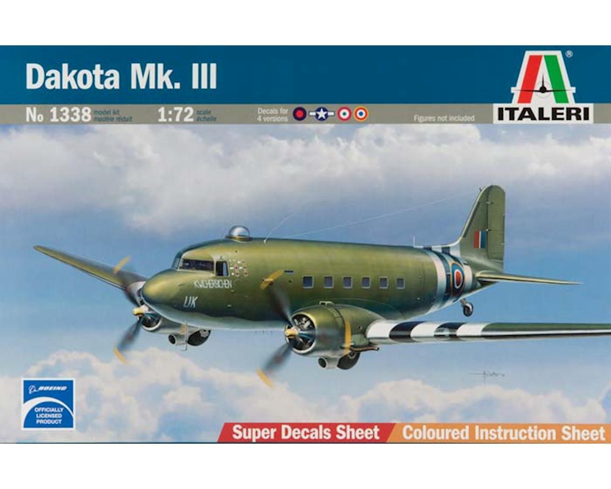 Italeri Models 1/72 Dakota Mk.III