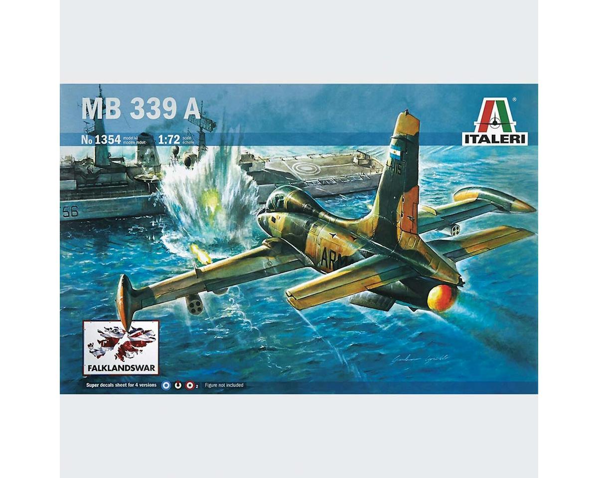 Italeri Models 1/72 MB 339 A