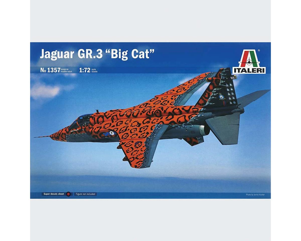 1/72 Jaguar Gr.3 Big Cat Special Colors by Italeri Models