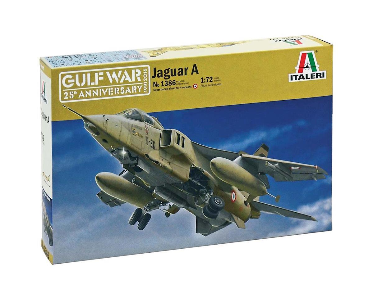 1/72 Sepecat Jaguar A  Gulf War by Italeri Models