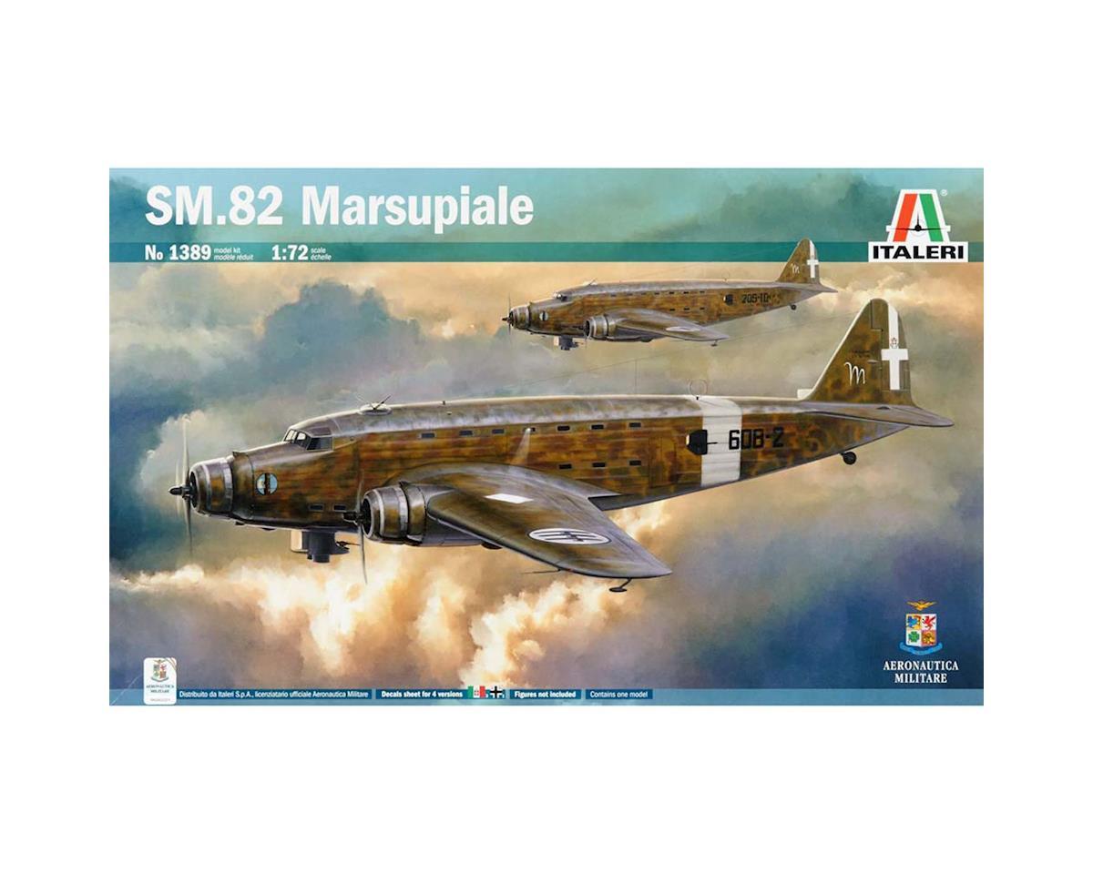Italeri Models 1/72 S.M. 82 Marsupiale