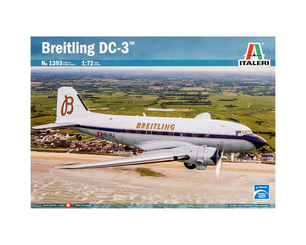 1/72 Dakota DC-3 Breitling by Italeri Models