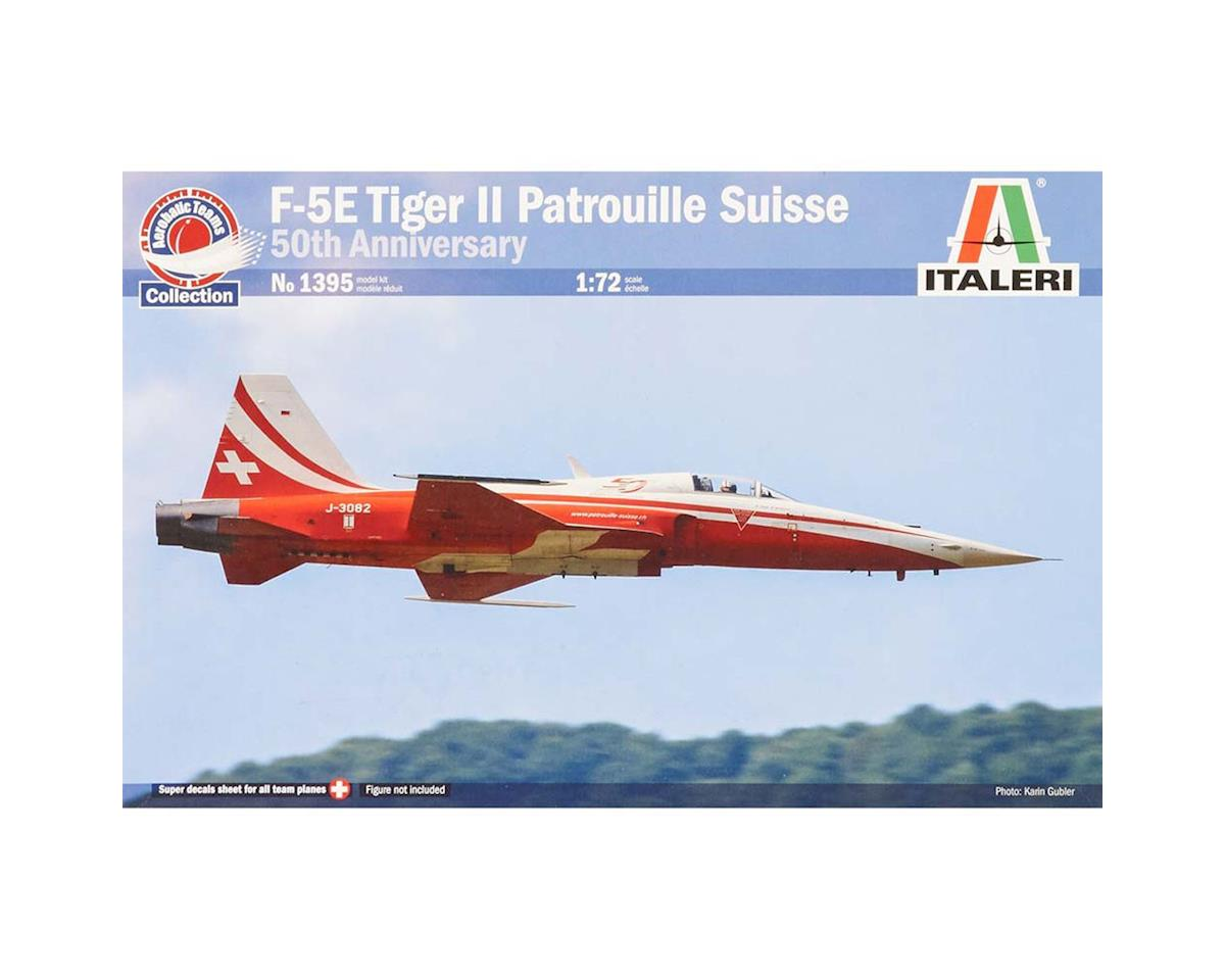 1/72 F-5 Tiger Patrouille Suisse 50th Annv. by Italeri Models