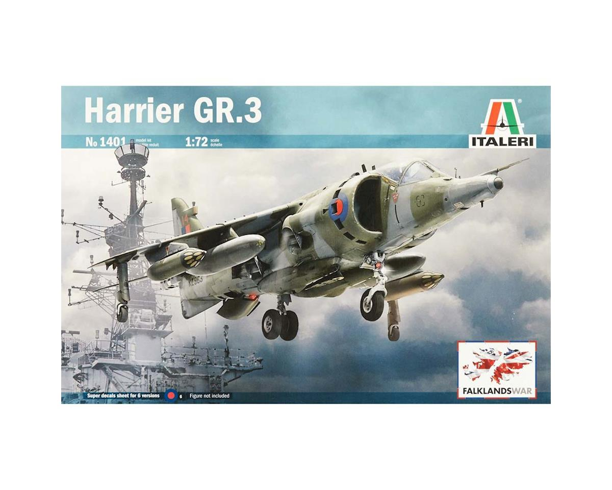 1/72 Harrier GR.3 Falklands War by Italeri Models